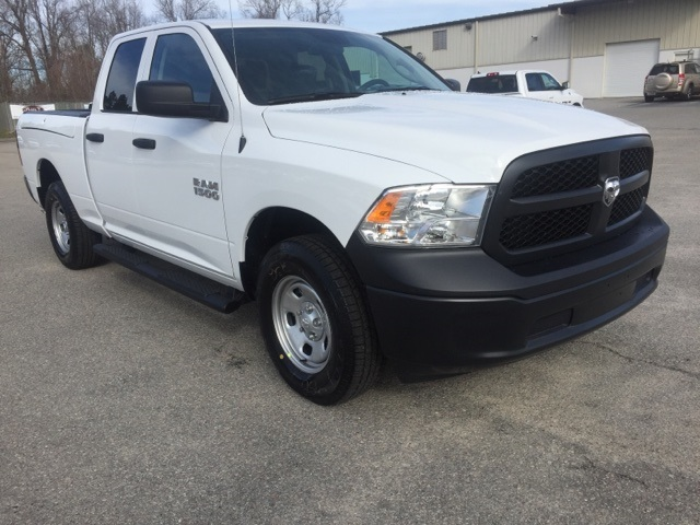 2018 Ram 1500 Quad Cab 4x4,  Pickup #180214 - photo 3