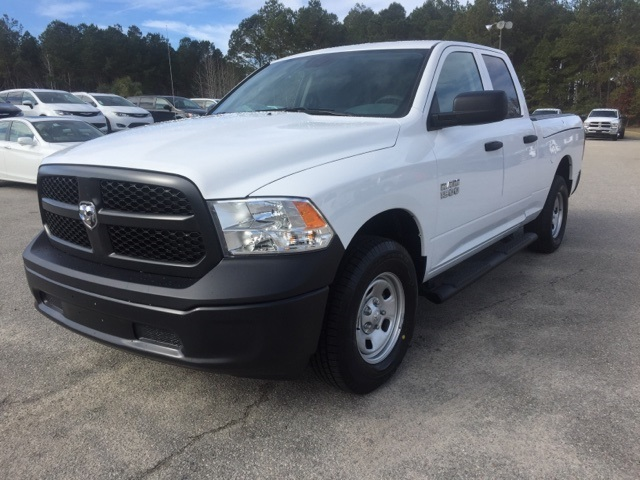 2018 Ram 1500 Quad Cab 4x4,  Pickup #180214 - photo 1