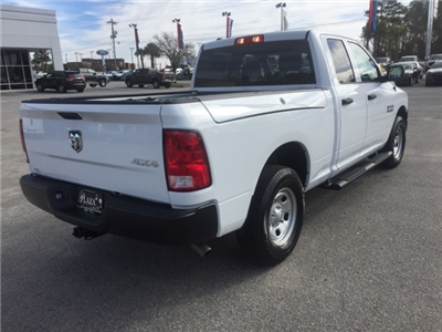 2018 Ram 1500 Quad Cab 4x4,  Pickup #180214 - photo 5