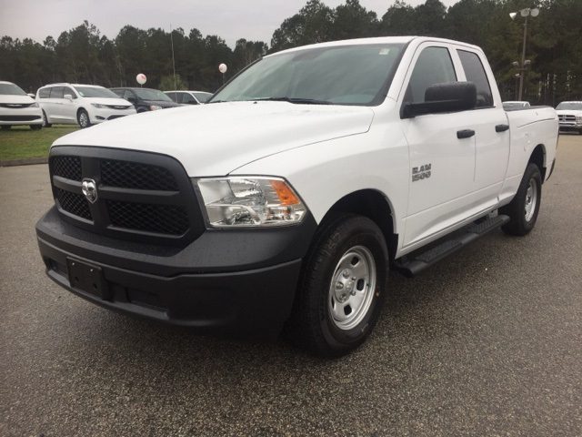 2018 Ram 1500 Quad Cab 4x4,  Pickup #180224 - photo 4