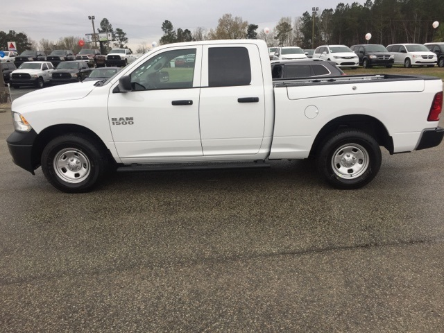 2018 Ram 1500 Quad Cab 4x4,  Pickup #180224 - photo 7