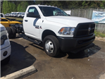 2018 Ram 3500 Regular Cab DRW 4x4,  Cab Chassis #180242 - photo 3