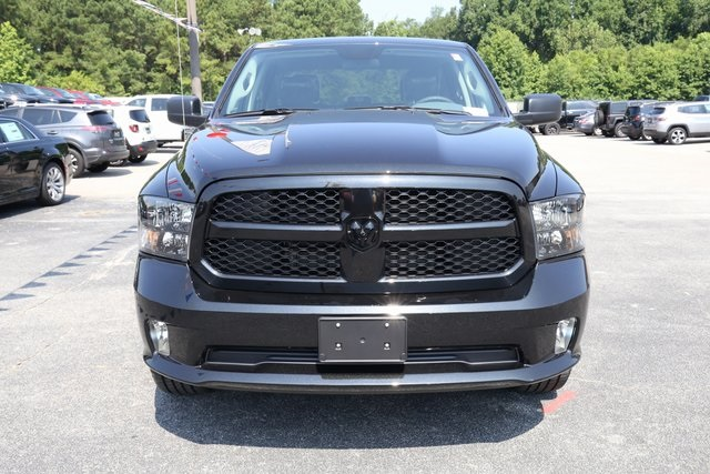 2018 Ram 1500 Crew Cab 4x4,  Pickup #180565 - photo 5