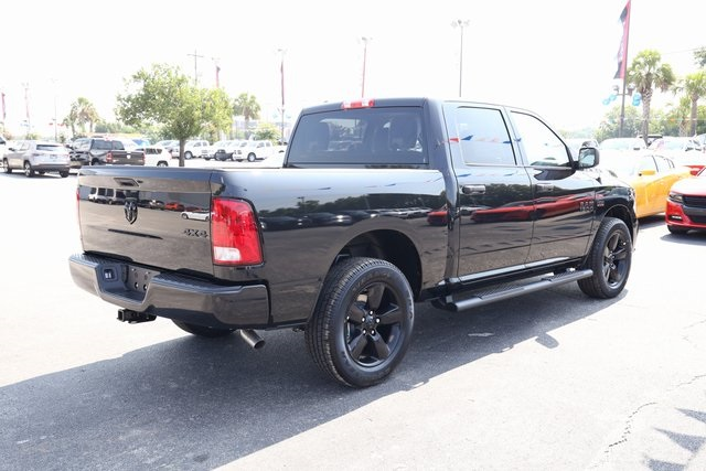 2018 Ram 1500 Crew Cab 4x4,  Pickup #180565 - photo 2