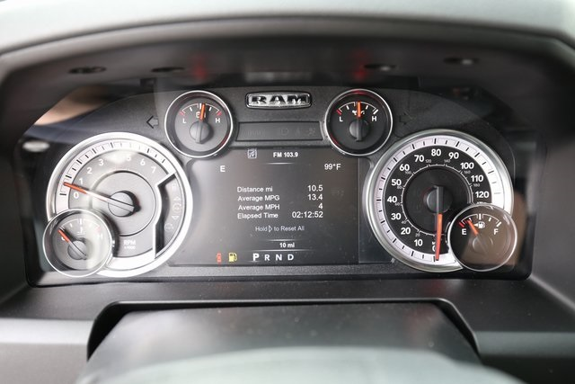2018 Ram 1500 Crew Cab 4x4,  Pickup #180593 - photo 24