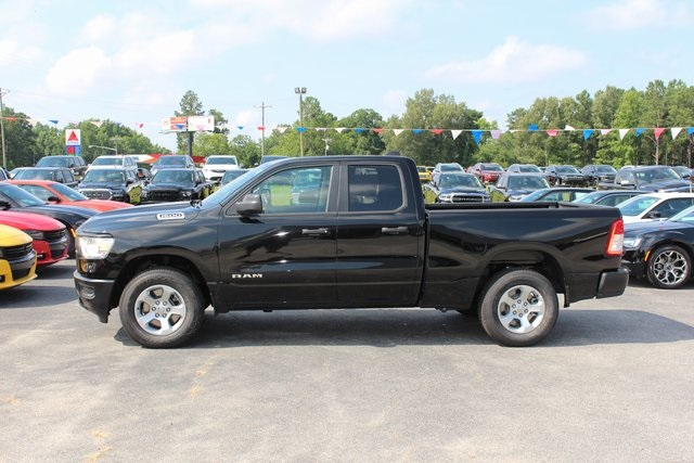 2019 Ram 1500 Quad Cab 4x4,  Pickup #190063 - photo 3