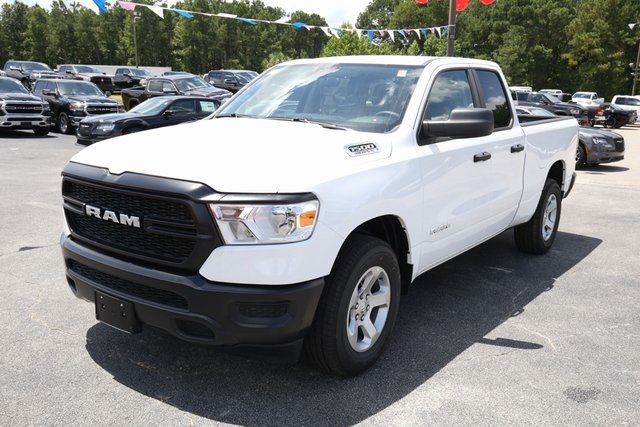 2019 Ram 1500 Quad Cab 4x4,  Pickup #190108 - photo 4