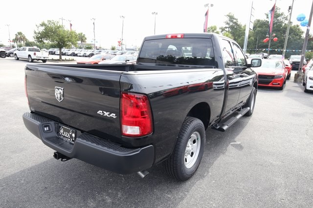 2019 Ram 1500 Quad Cab 4x4,  Pickup #190128 - photo 2