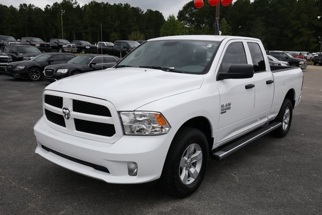 2019 Ram 1500 Quad Cab 4x4,  Pickup #190161 - photo 1