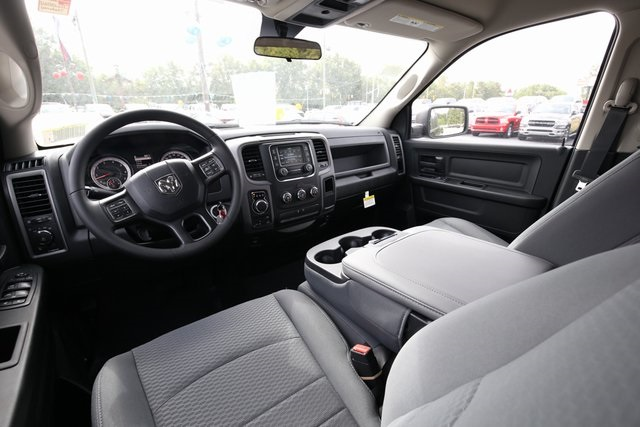 2019 Ram 1500 Quad Cab 4x4,  Pickup #190207 - photo 14