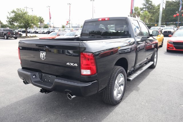 2019 Ram 1500 Quad Cab 4x4,  Pickup #190207 - photo 7
