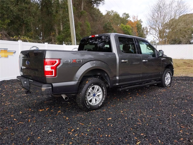 2019 Ford F-150 SuperCrew Cab 4x4, Pickup #7884A - photo 1