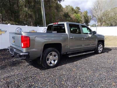 2017 Chevrolet Silverado 1500 Crew Cab 4x2, Pickup #7909A - photo 2