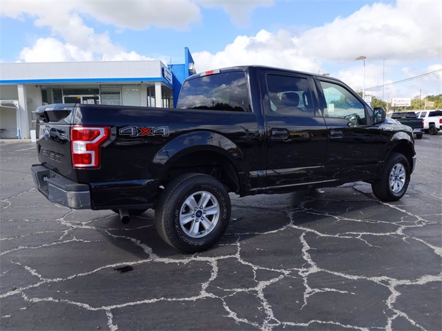 2020 Ford F-150 SuperCrew Cab 4x4, Pickup #D0959 - photo 1