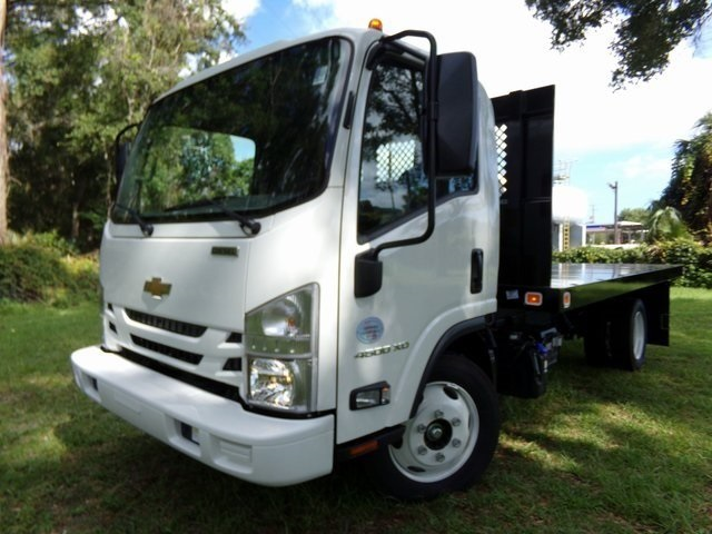 2018 LCF 4500XD Regular Cab 4x2,  Knapheide Platform Body #F6610 - photo 4