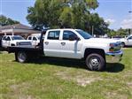2019 Silverado 3500 Crew Cab DRW 4x2,  CM Truck Beds Platform Body #F7104 - photo 1