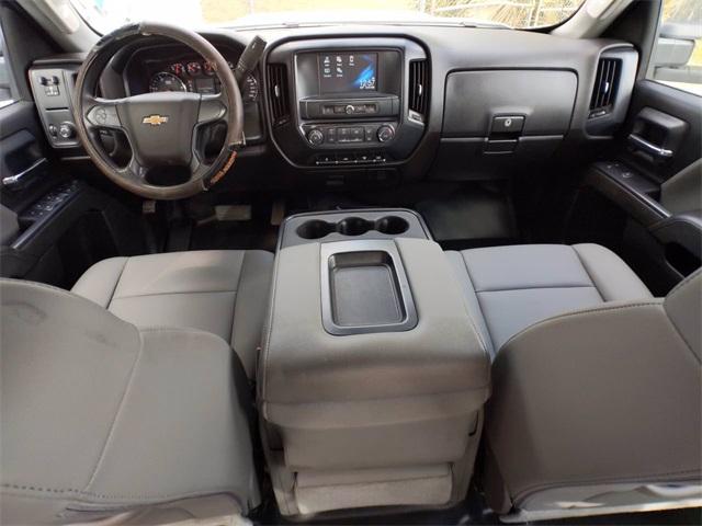 2019 Chevrolet Silverado 3500 Crew Cab DRW 4x4, CM Truck Beds SK Model Platform Body #F7807A - photo 11