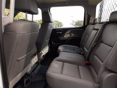 2019 Chevrolet Silverado 3500 Crew Cab DRW 4x4, CM Truck Beds SK Model Platform Body #F7807A - photo 15