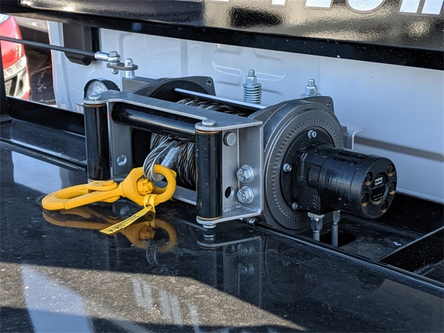2019 Silverado 5500 Regular Cab DRW 4x2, Dual-Tech Rollback Body #F7297 - photo 14