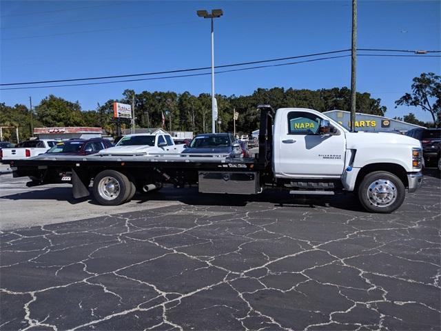 2019 Silverado 5500 Regular Cab DRW 4x2, Dual-Tech Rollback Body #F7297 - photo 3