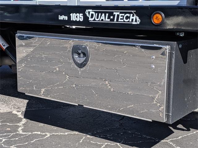 2019 Silverado 5500 Regular Cab DRW 4x2, Dual-Tech Rollback Body #F7297 - photo 10