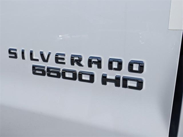 2019 Silverado 5500 Regular Cab DRW 4x2, Dual-Tech Rollback Body #F7297 - photo 12