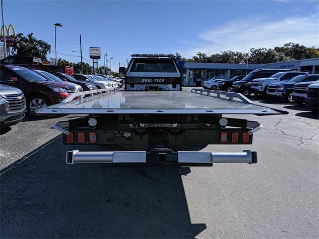 2019 Silverado 5500 Regular Cab DRW 4x2, Dual-Tech Rollback Body #F7297 - photo 5