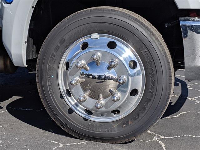 2019 Silverado 5500 Regular Cab DRW 4x2, Dual-Tech Rollback Body #F7297 - photo 9