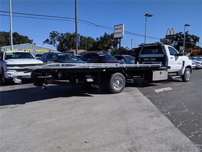 2019 Silverado 5500 Regular Cab DRW 4x2, Dual-Tech Rollback Body #F7297 - photo 4