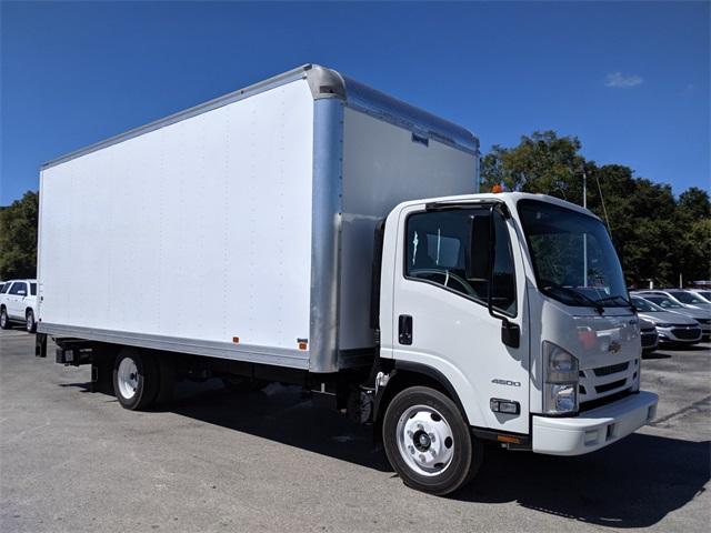 2019 Chevrolet LCF 4500 Regular Cab 4x2, Knapheide Dry Freight #F7346 - photo 1