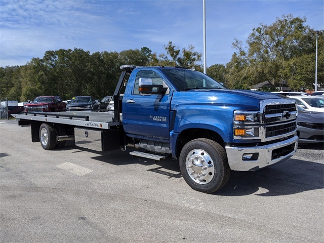 2019 Chevrolet Silverado 5500 Regular Cab DRW 4x2, Dual-Tech Rollback Body #F7349 - photo 1