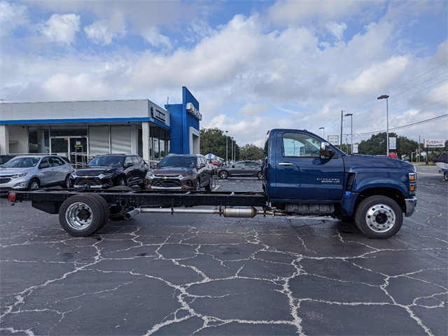 2020 Chevrolet Silverado 6500 Regular Cab DRW 4x2, Cab Chassis #F7542 - photo 3