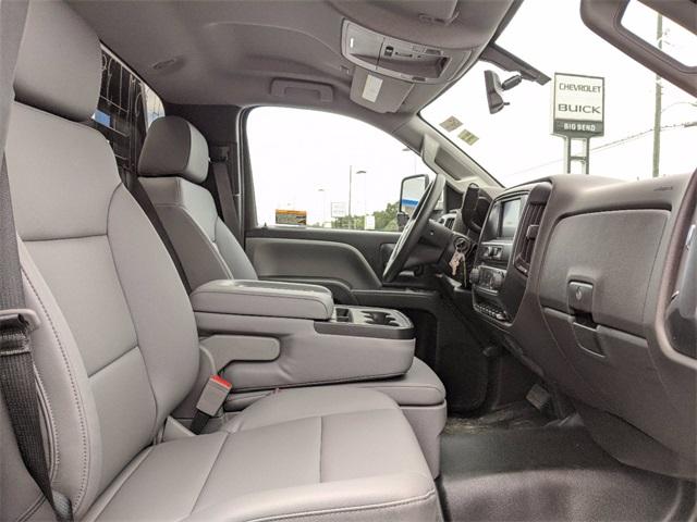 2020 Chevrolet Silverado 4500 Regular Cab DRW 4x2, Hillsboro GII Steel Platform Body #F7717 - photo 18