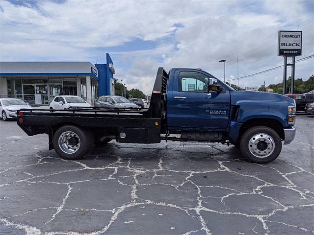 2020 Chevrolet Silverado 4500 Regular Cab DRW 4x2, Hillsboro GII Steel Platform Body #F7717 - photo 3