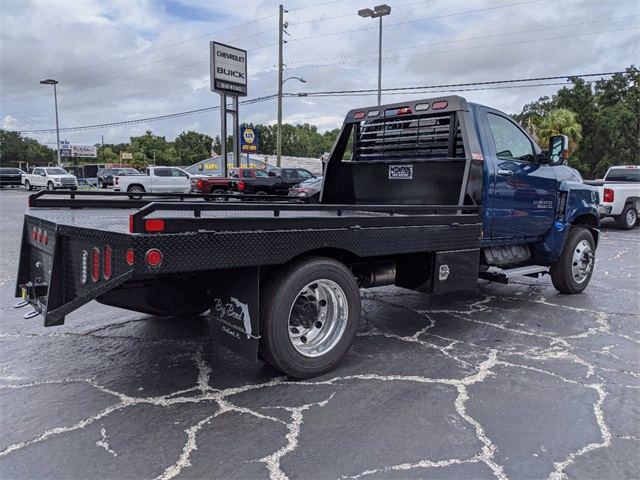 2020 Chevrolet Silverado 4500 Regular Cab DRW 4x2, Hillsboro Platform Body #F7717 - photo 1
