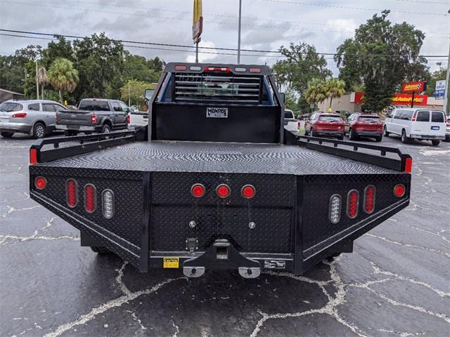 2020 Chevrolet Silverado 4500 Regular Cab DRW 4x2, Hillsboro GII Steel Platform Body #F7717 - photo 4