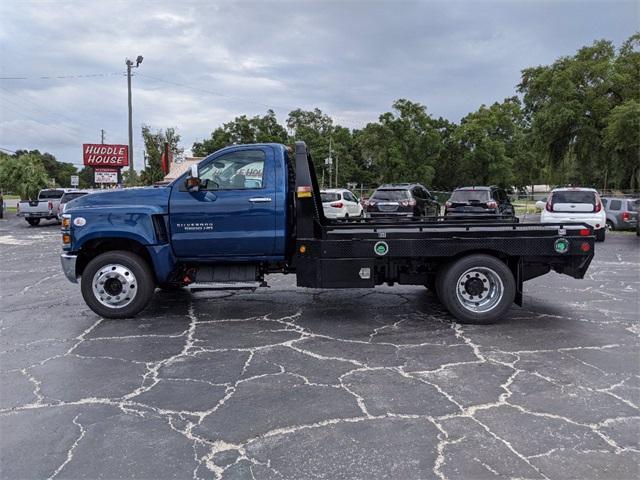 2020 Chevrolet Silverado 4500 Regular Cab DRW 4x2, Hillsboro GII Steel Platform Body #F7717 - photo 5