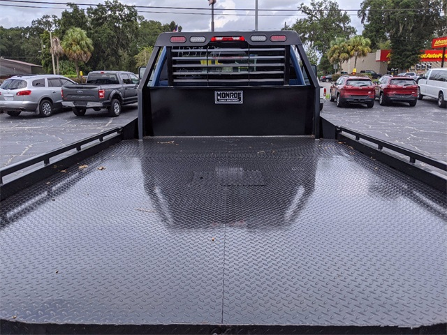 2020 Chevrolet Silverado 4500 Regular Cab DRW 4x2, Hillsboro GII Steel Platform Body #F7717 - photo 8