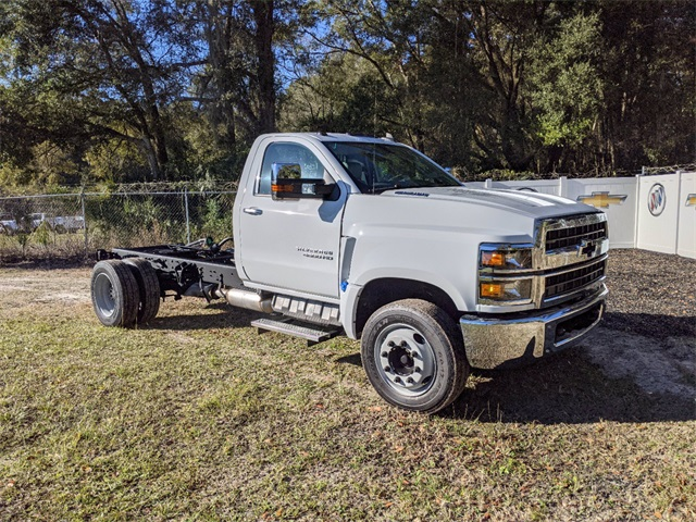 2020 Chevrolet Silverado 4500 Regular Cab DRW 4x2, Cab Chassis #F7859 - photo 1