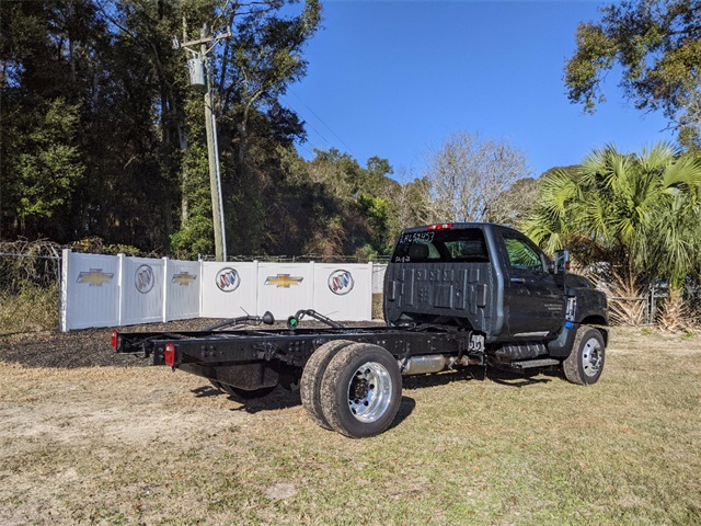 2020 Chevrolet Silverado 6500 Regular Cab DRW 4x2, Cab Chassis #F7910 - photo 1