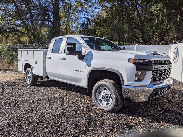 2021 Chevrolet Silverado 2500 Double Cab 4x2, Knapheide Service Body #F7911 - photo 1