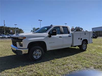 2021 Chevrolet Silverado 2500 Double Cab 4x2, Knapheide Steel Service Body #F7911 - photo 5