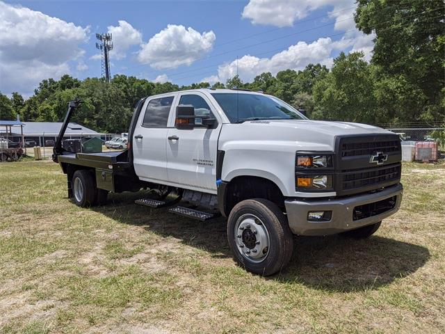 2021 Chevrolet Silverado 4500 Crew Cab DRW 4x4, CM Truck Beds Other/Specialty #F7940 - photo 1