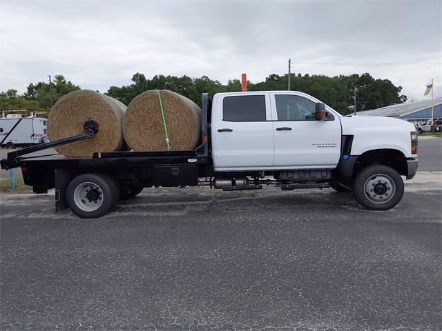 2021 Chevrolet Silverado 4500 Crew Cab DRW 4x4, CM Truck Beds SZ Model Other/Specialty #F7940 - photo 5