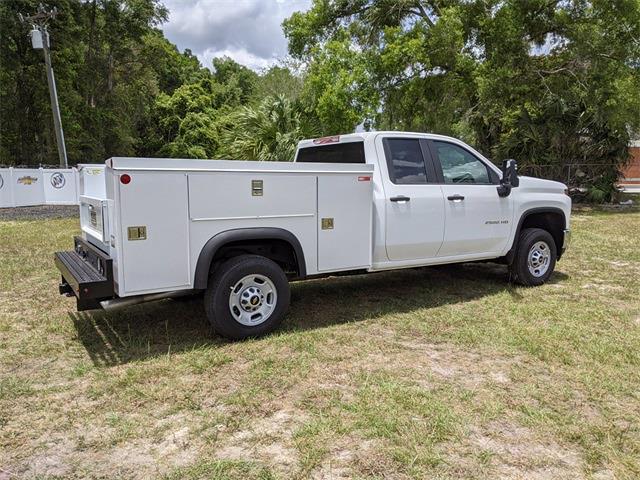 2021 Chevrolet Silverado 2500 Double Cab 4x2, Monroe Service Body #F8008 - photo 1