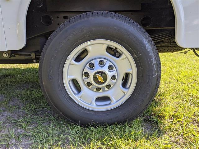 2021 Chevrolet Silverado 2500 Crew Cab 4x4, Knapheide Steel Service Body #F8012 - photo 10