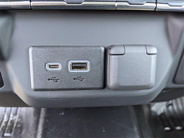 2021 Chevrolet Silverado 2500 Crew Cab 4x4, Knapheide Steel Service Body #F8012 - photo 23