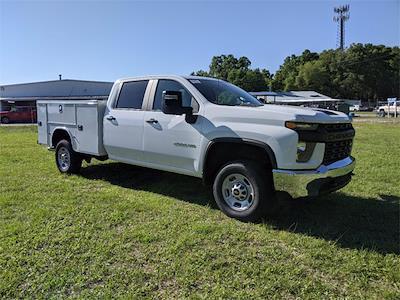 2021 Chevrolet Silverado 2500 Crew Cab 4x4, Knapheide Steel Service Body #F8012 - photo 1