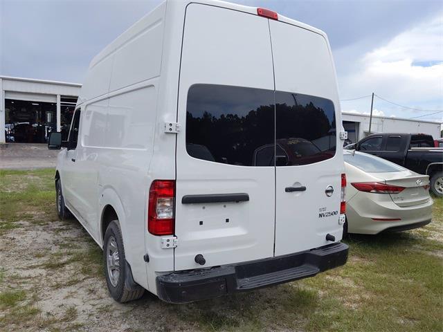 2018 Nissan NV2500 High Roof 4x2, Empty Cargo Van #F8028A - photo 1
