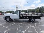 2017 Silverado 3500 Regular Cab DRW 4x4,  Platform Body #F8039A - photo 5